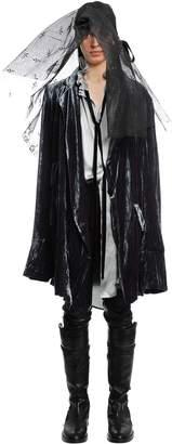 Ann Demeulemeester Velvet Jacket