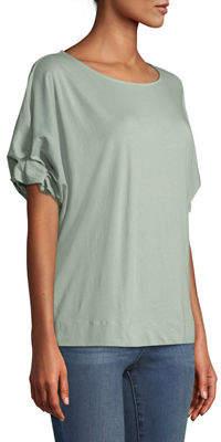 Bobeau Van Rolled-Sleeve T-Shirt