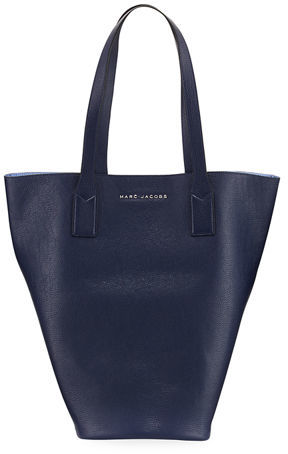 Marc Jacobs Marc Jacobs Wingman Leather Shopping Bag