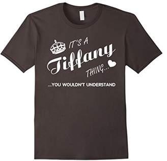Tiffany & Co. It's a thing you tshirt t shirt-Name shirt