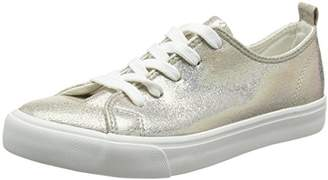 New Look Women's Mupiter 5398029 Trainers (Gold), 40 EU