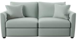 Wayfair Custom Upholstery Georgia Reclining Loveseat