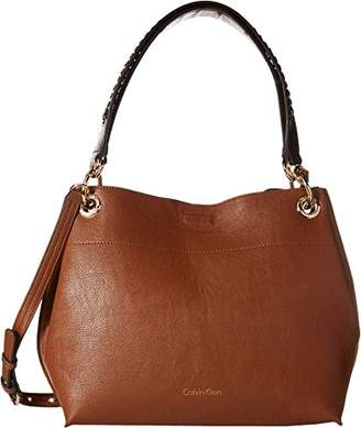 Calvin Klein Reversible Novelty Hobo Bag