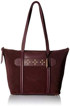 Vera Bradley Mallory Tote Grain Leather