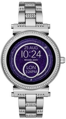 Michael Kors Sofie Smart Bracelet Watch, 42mm
