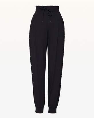 Juicy Couture Stud Embellished Yoga Pant