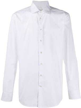 Etro embroidered shirt