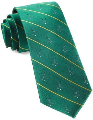 The Tie Bar Golf Club Stripe