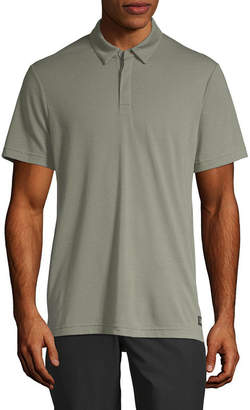 fd094d62 MSX BY MICHAEL STRAHAN Msx By Michael Strahan Mens Short Sleeve Polo Shirt