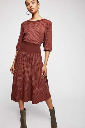 Begin Again Sweater Dress