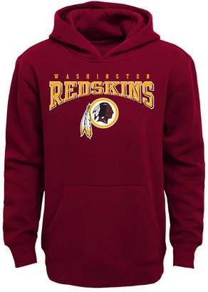 Redskins Outerstuff Washington Fleece Hoodie, Big Boys (8-20)
