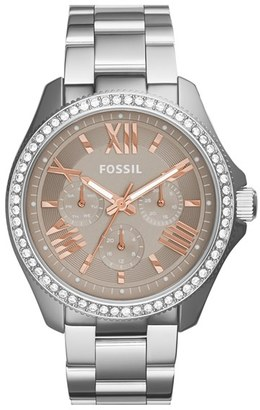 Fossil 'Cecile' Multifunction Bracelet Watch, 40mm $145 thestylecure.com