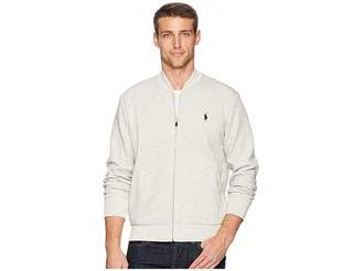 Polo Ralph Lauren Double Knit Tech Bomber Jacket