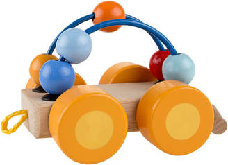 Trademark Classic Wooden Toy Interactive Learning Train Set