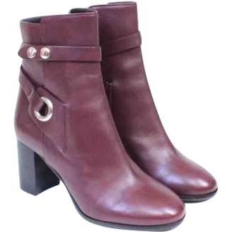 Isabel Marant Leather biker boots