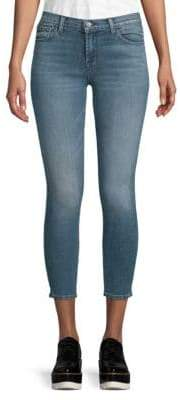 J Brand Classic Mid-Rise Jeans