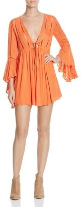 Free People Romeo Mini Dress $128 thestylecure.com
