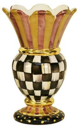 Mackenzie Childs MacKenzie-Childs Courtly Check Great Vase