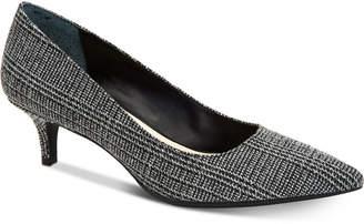 Alfani Women Step 'N Flex Marshaa Pumps, Women Shoes
