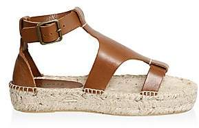 4741632fe97 Soludos Women s Banded Shield Leather Espadrilles