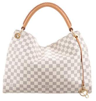 Louis Vuitton Damier Azur Artsy MM