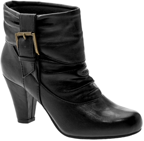 Madden Girl Patricee Cuffed Bootie