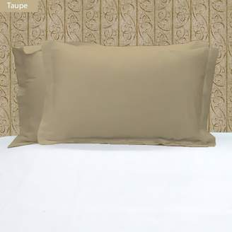 3.1 Phillip Lim Nile Bedding Collections 100% Egyptian Cotton - Sateen 700 Thread Count 2PC Pillow Cases German/Extra Large Sequre Size x Inches - Solid. ( 80 cm x 80 cm)