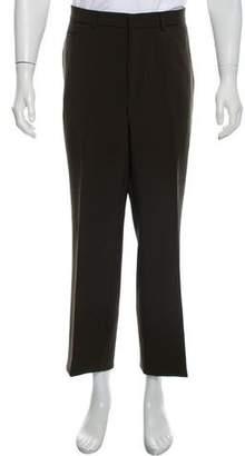 Giorgio Armani Wool Casual Pants