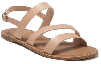 Susina Nola Asymmetrical Flat Sandal