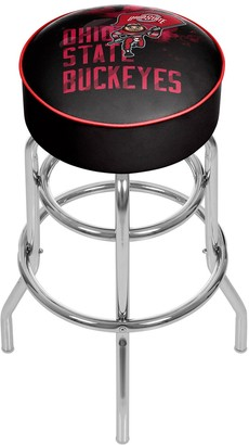 NCAA Kohl's Ohio State Buckeyes Padded Swivel Bar Stool