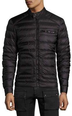 Belstaff Halewood Quilted Jacket $495 thestylecure.com
