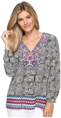 Tolani - Virginia Blouse Women's Blouse $185 thestylecure.com