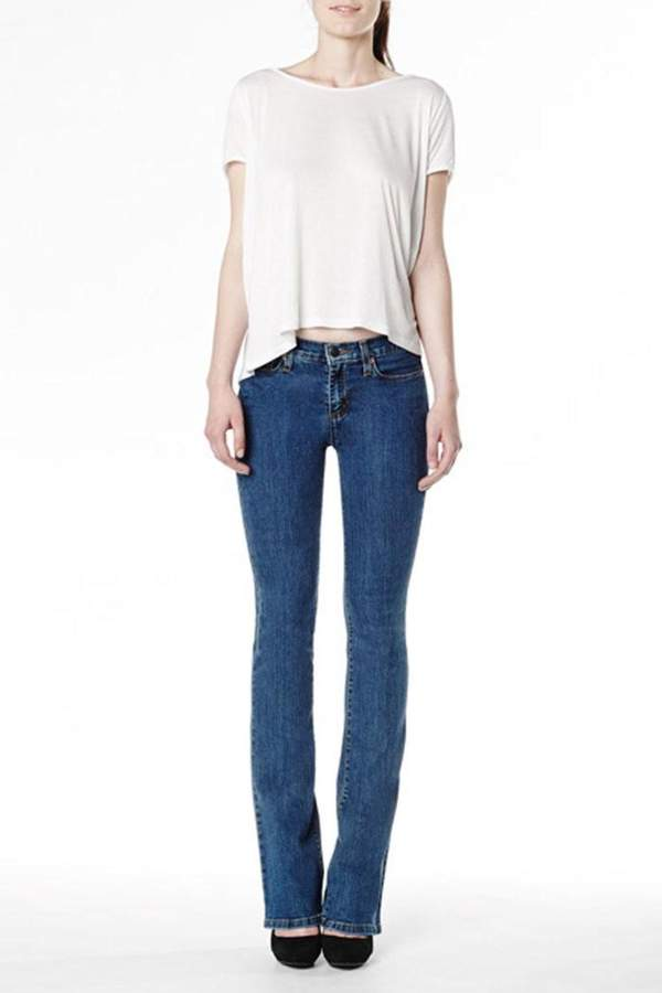 Second Yoga Jeans High Rise Bootcut