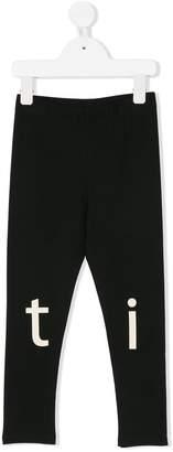 Tiny Cottons tiny logo leggings