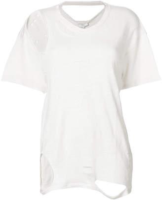 IRO distressed T-shirt