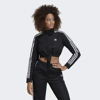 adidas Knotted Track Top