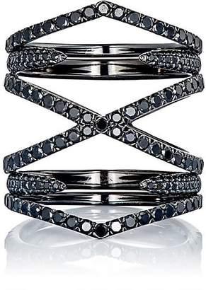 Eva Fehren Women's General Ring - Black