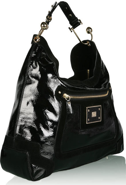 Anya Hindmarch Black Jourdan