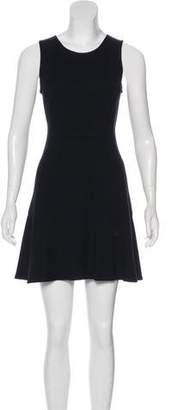 Theory Sleeveless A-Line Dress