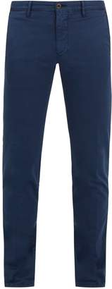 Incotex Classic slim-fit chino trousers