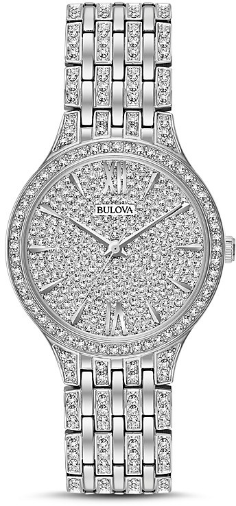 Bulova Bulova Crystal Watch, 32mm