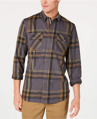 American Rag Men Kane Plaid Shirt
