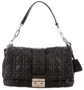 Christian Dior Medium New Lock Flap Bag