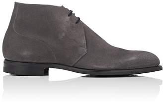 Crockett Jones Crockett & Jones Men's Hartland 2 Suede Chukka Boots