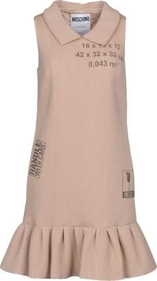 Moschino Short dresses - Item 34837802