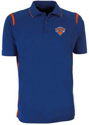 Antigua Men New York Knicks Merit Polo Shirt