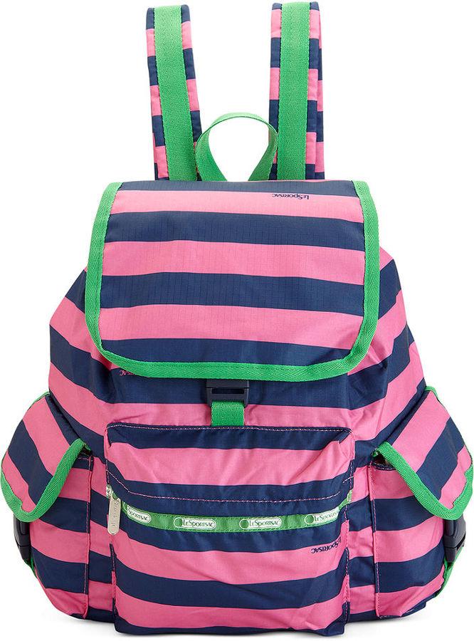 Le Sport Sac Handbag, Voyager Backpack