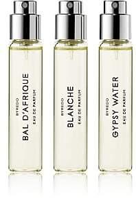 Byredo Women's La Sélection Nomade - Bal d'Afrique & Blanche & Gypsy Water Eau de Parfum