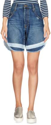Truenyc. TRUE NYC. Denim bermudas