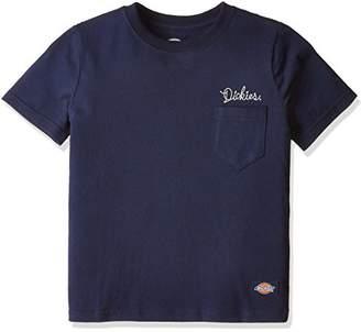 Dickies (ディッキーズ) - (ディッキーズ) Dickies 【公式】ポケット付きプリントS/S-Tシャツ 172K30WD09 NV NV 130